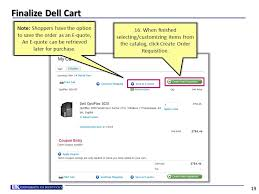 Dell Quote To Order Unique How To Use This Punchout Training Guide Ppt Download