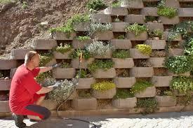 to build retaining walls