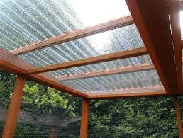 clear plastic roof panels corrugated roofing panel for greenhouse
