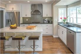 Average Cost Of Small Kitchen Remodel Catchy Average Cost To Mesmerizing Galley Kitchen Remodel Set
