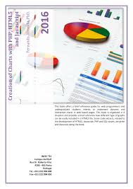 Pdf Creation Of Charts With Php Html5 And Javascript