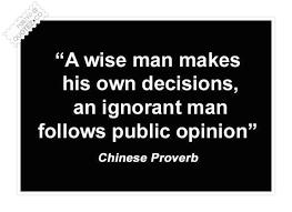 Chinese Proverb Wisdom Quote « QUOTEZ.CO via Relatably.com