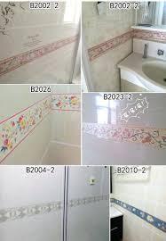 Solid White Wallpaper Border Bathroom Inch Wide Borders Cheap Wall ...