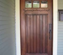 craftsman double front door. Interior Architecture: Tremendeous Craftsman Front Doors At A New Douglas  Fir Door Pinterest Craftsman Double Front Door .