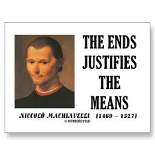 do ends justify means essay social influence research do the ends justify the means