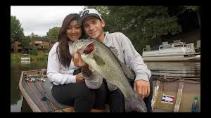 Fishing with Priscilla! Day 28 of the 30 Day Fishing Challenge - YouTube