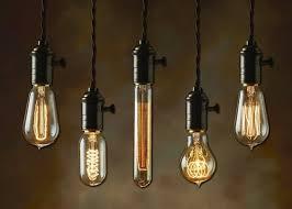 exposed lighting. the edison bulb illuminating trend or overexposed lighting exposed