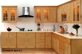 Marvelous Natural Maple Shaker Kitchen Cabinets Shaker Kitchen Cabinets  Latest Grey And White Kitchen Models And
