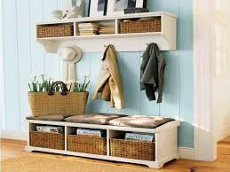 Bench With Storage And Coat Rack Entryway Storage Bench With Coat Rack Plans Cabinets Beds Sofas 44