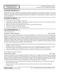 Technical Architect Resume Sample. Obiee Architect Resume Sample ...