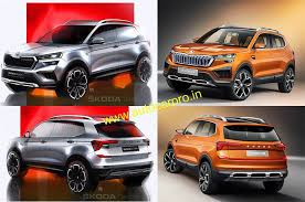 The name kushaq derived from the. Skoda Previews Kushaq Design Sketches Ahead Of March 18 Launch