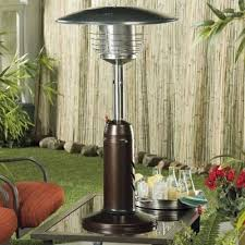 tabletop patio heater gas patio heater