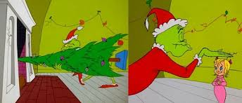 Let's face it, The Grinch did a lot of terrible things during his siege of  Whoville in the animated Christmas classic, How The Grinch Stole Christmas.