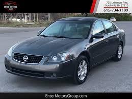 2005 Used Nissan Altima at Enter Motors Group Nashville, TN, IID ...