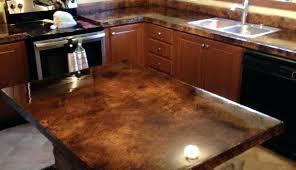 how to concrete countertops how to acid staining concrete com concrete countertops cost uk custom concrete