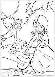 Small Picture The Jungle Book Coloring Page Coloring Pages of Epicness