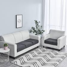 grey color sofa seat cushion