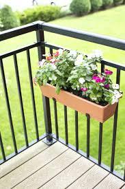 planters for deck railing balcony planters apartment balcony vegetable garden flower planters for patios