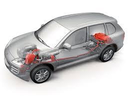 2010 porsche cayenne diesel and hybrid s models european car epcp 1001 02 o 2010 porsche cayenne diesel hybrid engine view
