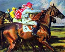 sir alfred munnings study for jockeys at the start theappicejockey