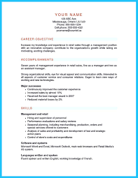 Retail Assistant Manager Resume Objective You can start writing assistant store manager resume by 38