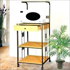 microwave table microwave table cart with storage corner cabinet portable kitchen cabinets stand tablet icing sugar