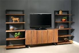 live edge wood shelves solid acacia wood floating shelf live edge bookcase with metal frame live live edge wood shelves