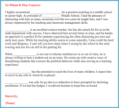 teacher letter of recommendation recommendation letter for a teacher shared by caitlin scalsys