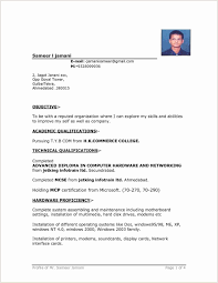 Two Column Resumes Best Of Two Column Resume Template Word Free
