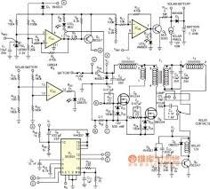 power supply circuit circuit diagram seekic com low loss power supply of solar powered light circuit diagram