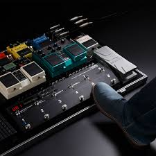 use a switching system to get the most from your effect pedals