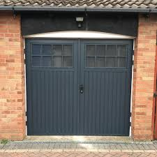 bedford side hinged in anthracite grey
