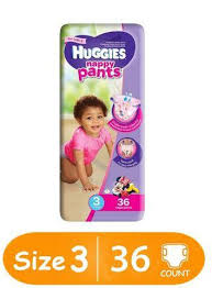 huggies size 7 huggies pants girl size 3 7 12 count 36 price from jumia in