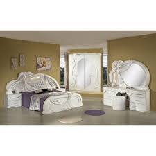 italian furniture bedroom sets. gina white italian classic bedroom set made in italy furniture sets c