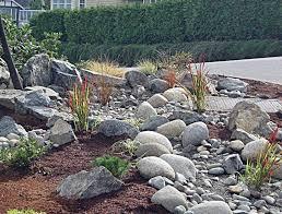 Innovative River Rock Landscaping Ideas River Rock Landscaping Ideas River  Rock Landscaping Design Ideas