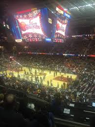 Cavs Seating Chart View Rocket Mortgage Fieldhouse Section M105 Row 12 Seat 13