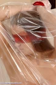 Bagging plastic bag fetish