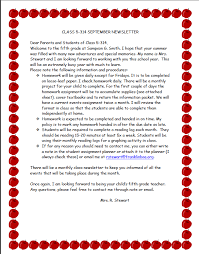 Sample Welcome Letter Inspiration Welcoming Students Before The First Day Of School Scholastic