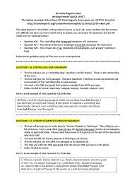 quick sheet for regents questions and narration quick sheet for regents questions 26 27 and 28 narration paragraph