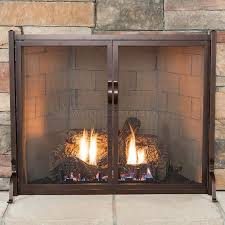unbelievable fireplace screen with door best 25 idea on rh okofalu info