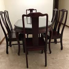Table Chairs Shaped Dimensions Cloth Oak Astounding Small Dining Set