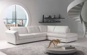 Modern White Living Room Furniture Living Room Styles 2010 By Natuzzi