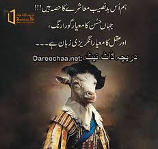 Hum Quote Extraordinary Hum Us Badnaseeb Maashry Ka Hissa Hain Urdu Inspirational Quote
