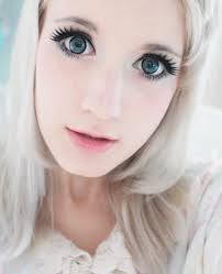 anime makeup anese style make up tutorial eye makeup for big eyes make up accessories