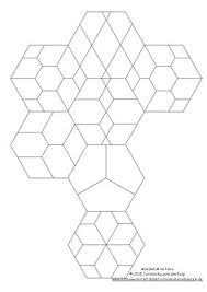 a23a180f3fb8baa0ad90f5666d95b427 42 best images about templates on pinterest triangle template on plastic hexagon templates