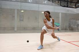Brianna Jefferson - 2020-21 - Women's Squash - Yale University