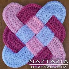 Free Crochet Potholder Patterns Inspiration Crochet Potholders And Hotpads Crocheted By Donna Wolfe From Naztazia