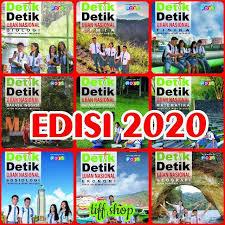 Contoh soal matematika kelas 5 sd/mi lengkap dengan kunci jawabannya. Buku Detik Detik Un Sma 2020 Harga Eceran Ipa Dan Ips Free Kunci Jawaban Shopee Indonesia