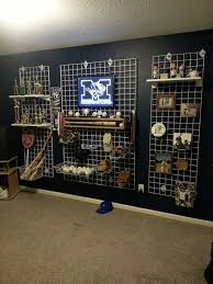 grid panel retail display