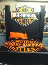 7 5 queen size harley davidson bed
